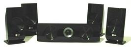 LG Home Theater Surround Sound Speakers (1) SH96SB-C (4) SH96SB-S - $51.43
