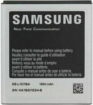 OEM Samsung Galaxy S2 T-Mobile T989 AT&T i727 i547 1850 mAh EB-L1D7IBA Battery - $8.90