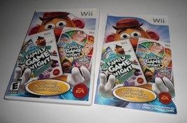 Hasbro Family Game Night Value Pack 1 and 2 Bundle (Nintendo Wii w/Manual) - $19.35