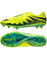 Nike Hypervenom Phatal II FG Volt 749893 703 NEW Size 6.5 - $36.12