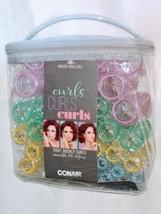 Conair Curls Curls Curls  Brush Rollers   NIP not Magnetic - $14.99