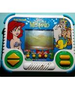 The Little Mermaid Tiger Electronics Game - Vintage 1990 - Still Works! - $40.00