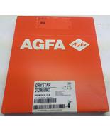DISCOUNTED AGFA Drystar DT2 Mammo: 100 Sheet Dry Medical Film (10x12) - $20.99