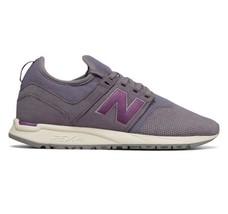 New Balance Women's Nubuck 247 Purple WRL247WM Shoe Sneaker Fashion Size... - $49.98+