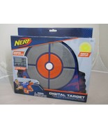 Nerf N-Strike Digital Target Sharpen Your Skills Lights up Ages 8+ Game ... - $18.99