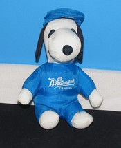 PEANUTS GANG SNOOPY ADVERTISING PLUSH WHITMAN'S CANDIES - $10.40