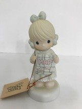 """Precious Moments """"I Would Be Lost Without You"""" 526142 Girl 1991 - $17.77"""