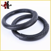 Heavy Duty ABS Plastic Exercise Fitness Gymnastic Rings With Foam Handle... - $38.99