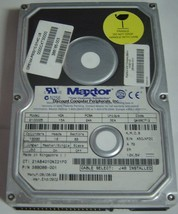 10GB 3.5in IDE Drive Maxtor 91000D5 Tested Good Free USA Ship Our Drives Work