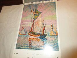 "Rx , Hoechst-Roussel Pharmaceuticals Inc . ,1974 Calendar , 18 1/2"" X 11 1/2"" image 6"