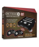 RetroN 3 Gaming Console 2.4 GHz Edition for NES SNES Sega Genesis Choose... - $59.95