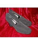 Black VRS Shoes Pump Heels 8M Vittorio Ricci Studio 8 8M - $18.50
