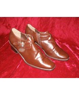 Kathie Lee Collection Brown Boots Work Shoes 8 M - $18.50