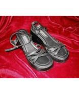 Ladys Citylimits City LimitsBlack Shoes Platform Heel Pumps 8 - $15.00
