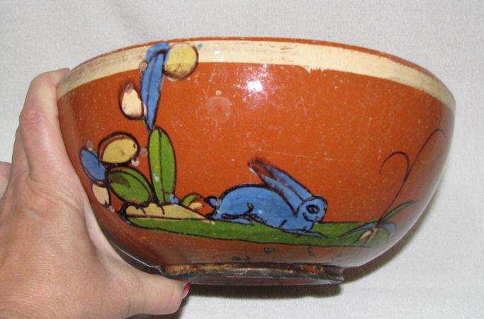 Redwarebowl