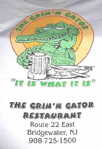 2 x NEW White T-shirt Gator Alligator Crocodile Sz XL Men It is What it is