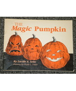The Magic Pumpkin by Lucille E. Sette - $7.50