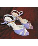 Viontage Thom McAn Dress Shoes Heels Pumps 8.5 Bridal USA - $19.99