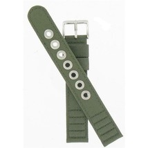 Citizen Man's 18mm Olive Green Stainless Steel WatchBand 59-S50146L S006597 - $39.60