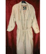 Womens London Fog Thinsulate Trench Coat Raincoat 12 - $65.00