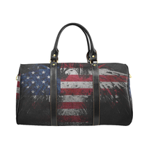 Patriot American Eagle USA Red white Blue Travel Bag Gym Bag Spring Summ... - $129.97
