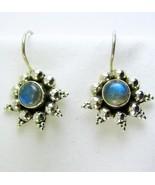 Neon Blue Flash Labradorite Cabochons Star Ster... - $77.00