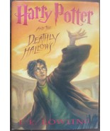 Harry Potter and The Deathly Hallows by J K Row... - $9.95