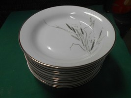 "Magnificent ROSENTHAL Selb-Plossberg Bavaria Germany Ceres ""Wheat"" 12 SO... - $78.79"
