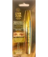 ZAN ZUSI EXTENDER aceite de argan rimel Waterproof Black Mascara 9g Mexico - $13.10