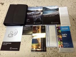 2017 mercedes benz e class coupe owner operators manual set factory oem - $188.85