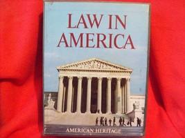 Law In America ( 2 Volume Set) - $34.00