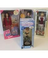 4 Dolls: Simon Cowell, Rosie O'Donnell, Katia, Hannah Montana NEW - $47.51