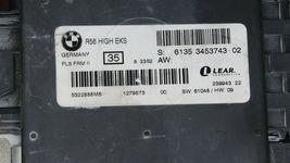08 Mini Cooper R55 ECU ECM DME CAS3 Computer Ignition Switch Fob Tach SET - 6spd image 6