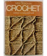 New Design in Crochet by Clinton D. MacKenzie - $5.99