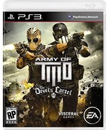 Army of TWO The Devil's Cartel - Playstation 3 [PlayStation 3] - $10.19