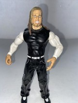 "WWE Jeff Hardy WRESTLING 7"" ACTION FIGURE JAKKS PACIFIC 2003 WWF - $8.91"