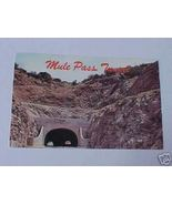 1950s Photo Postcard Mule Pass Tunnel Bisbee AZ - $3.50