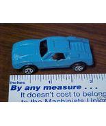 Blue TOOTSIETOY Barracuda?? Diecast Car Midget? - $5.00