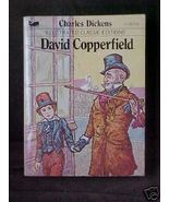 Vintage Mini Book Moby Classic David Copperfield - $3.00