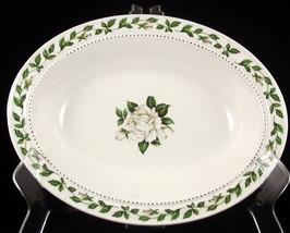 Hall cameo rose oval veg bowl 2 thumb200