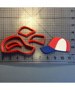 Baseball Hat 100 Cookie Cutter Set - $6.00+
