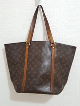 Auth Louis Vuitton Monogram Sac  Shopping Tote Shoulder Bag   - $485.00