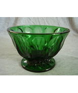 1970s Anchor Hocking Fairfield Bowl Spearmint Green - $10.00