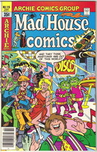 Mad House Comics Comic Book #115, Archie 1978 VERY FINE+ - $7.38