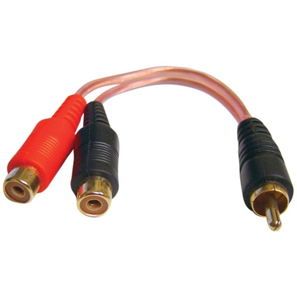 Primary image for DB Link XLY2FZ X-Series RCA Y-Adapter (1 Male-2 Females)