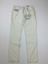 RPP 120€ Diesel Women's Grupee Super Slim Skinny 0069L Jeans W27 L32 White - $74.13