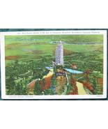Sanborn Souvenir, White Border, linen postcard, Will Rogers  - $6.00
