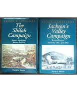 The Shiloh Campaign and Jackson's Valley Campai... - $16.95