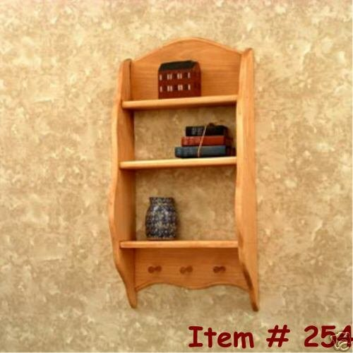 Curio Shelf - Home Accessories - Handmade