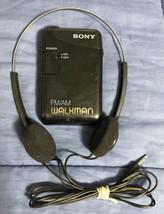 Working Sony FM/AM Walkman SRF-29 with Sony MDR-006 Headphones - $17.81
